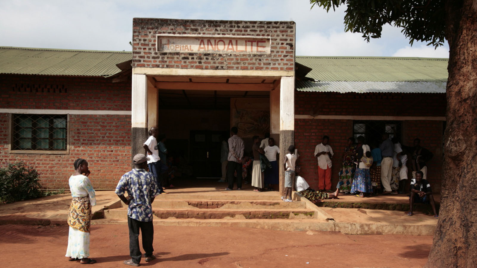 Ospedale Anoalite Congo